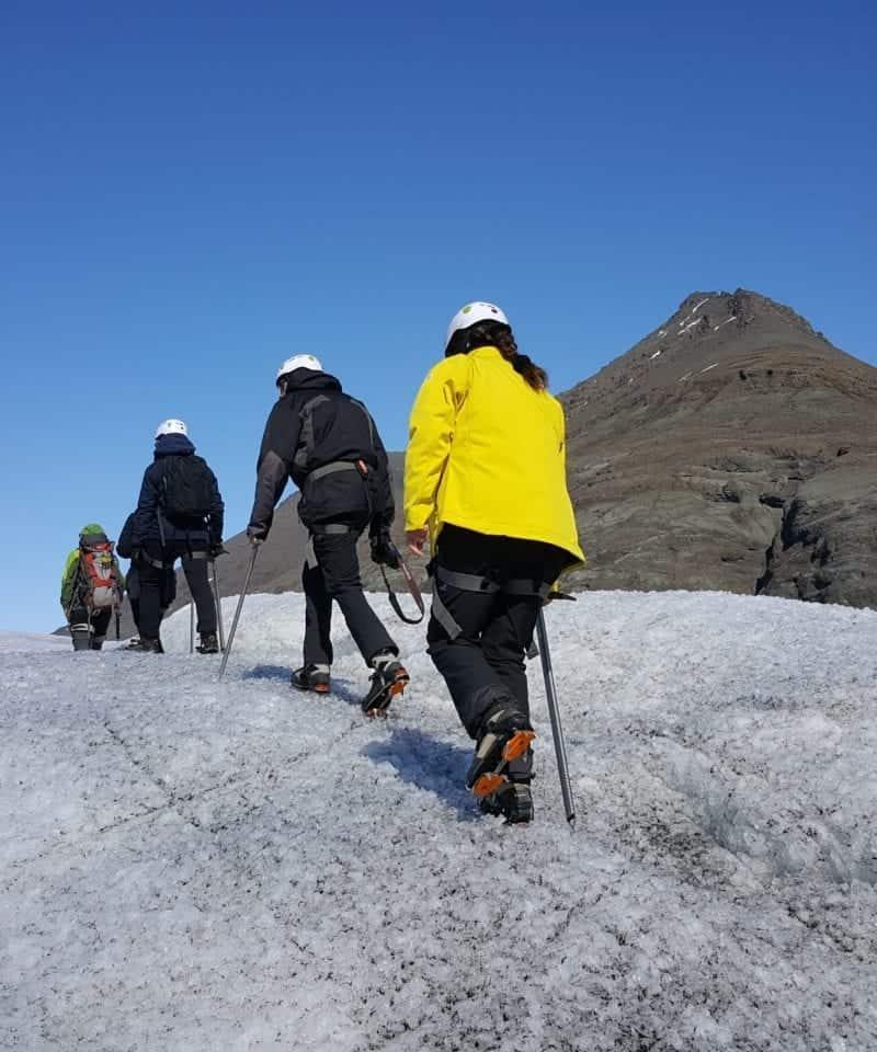 glacier hiking tours iceland