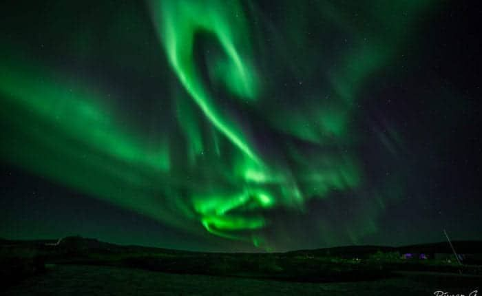 RG trips to iceland northern lights