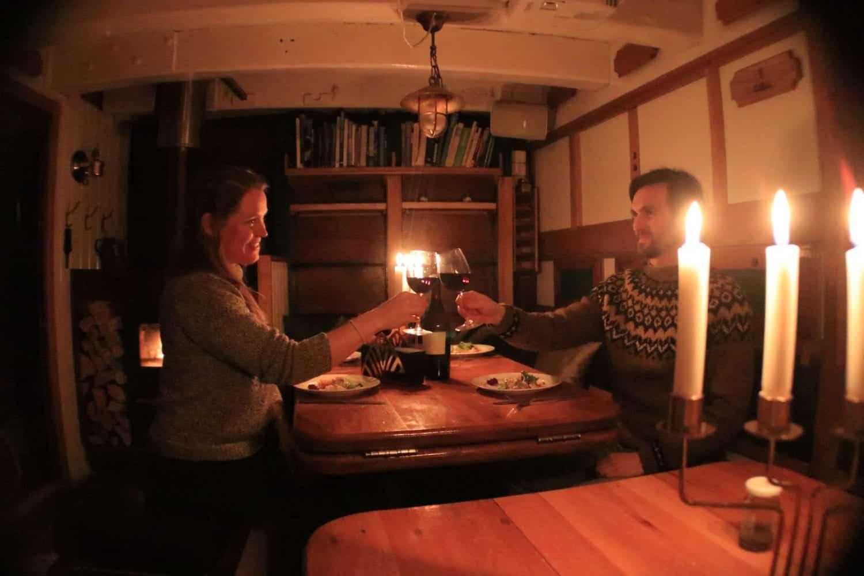 sailing from reykjavik