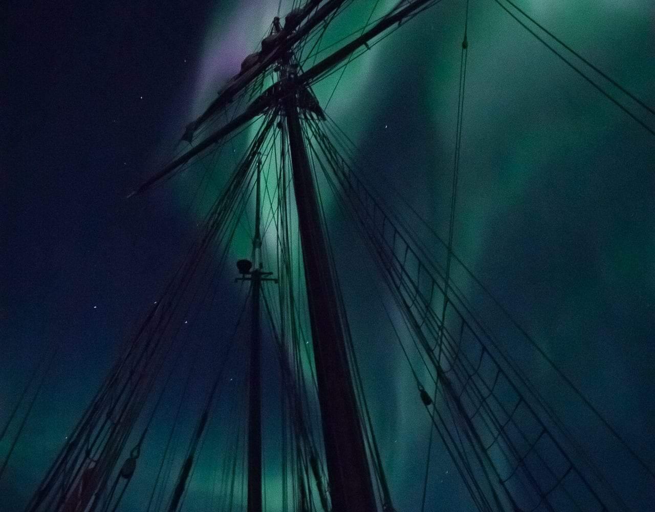 northern lights boat