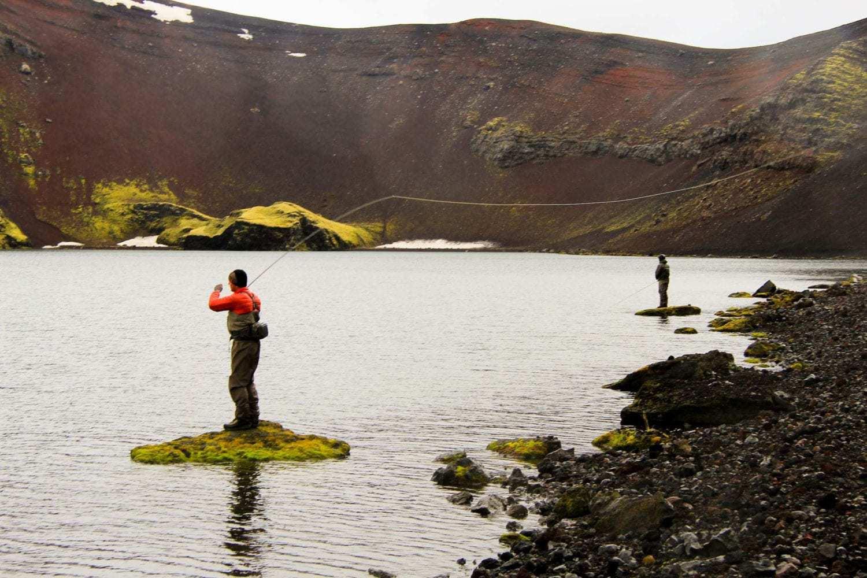 iceland fishing trips