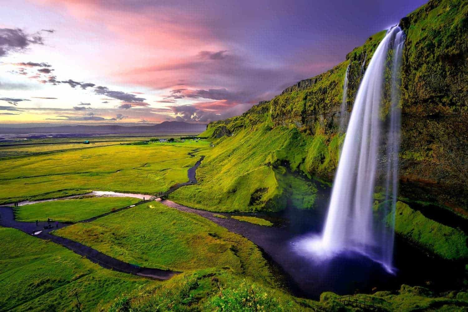 south coast of iceland tour