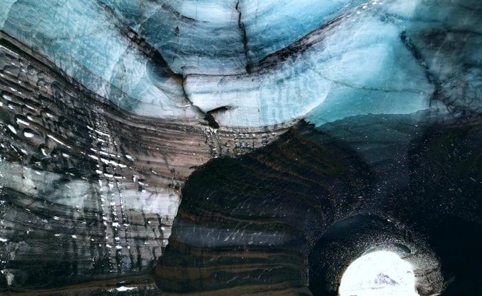 ice cave katla