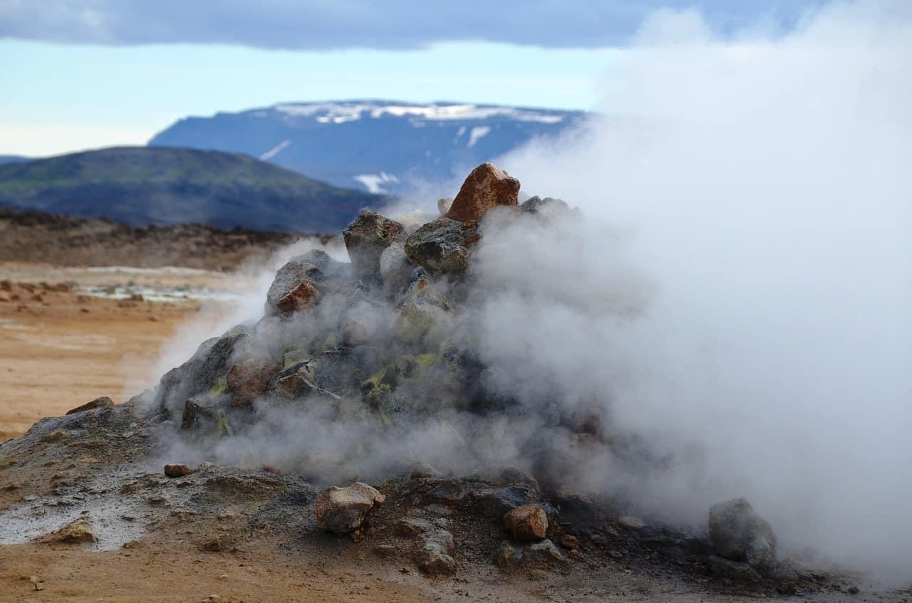 hveragerdi iceland hot spring