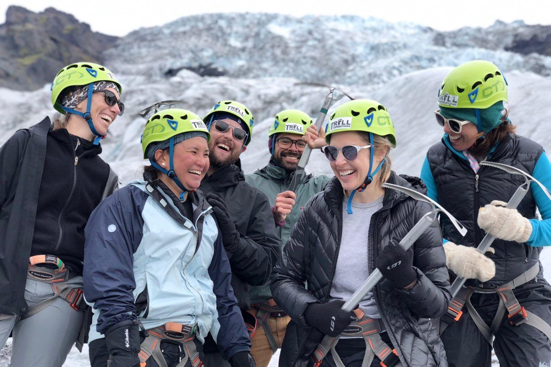 iceland skaftafell glacier hiking tours