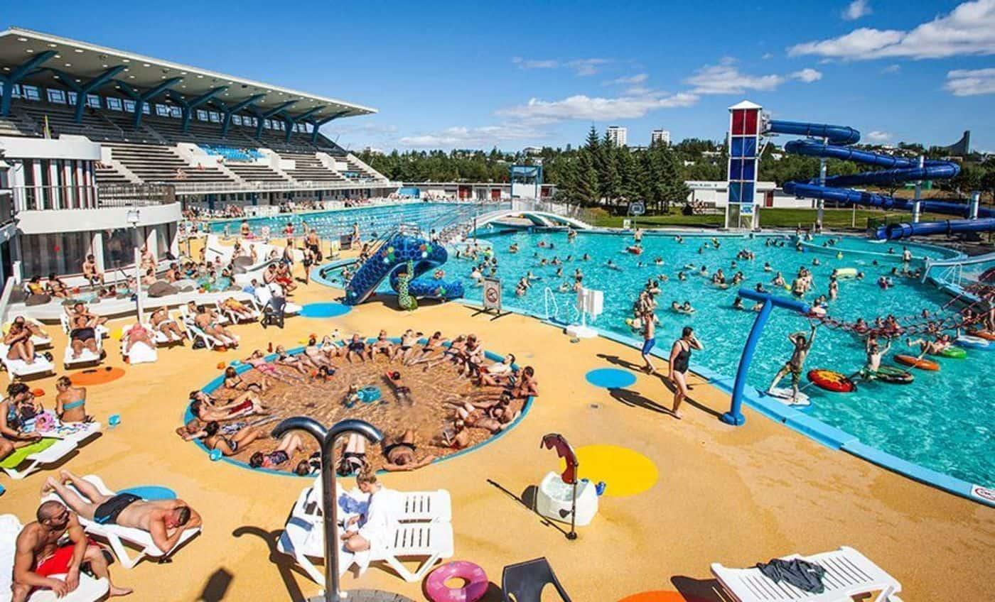 laugardalslaug reykjavik swimming pool