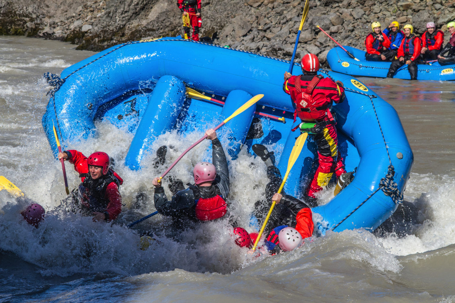 river rafting tours iceland
