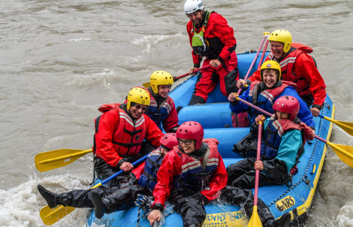 iceland white water rafting