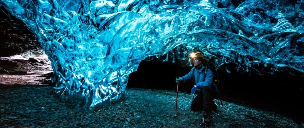 crystal ice tour iceland
