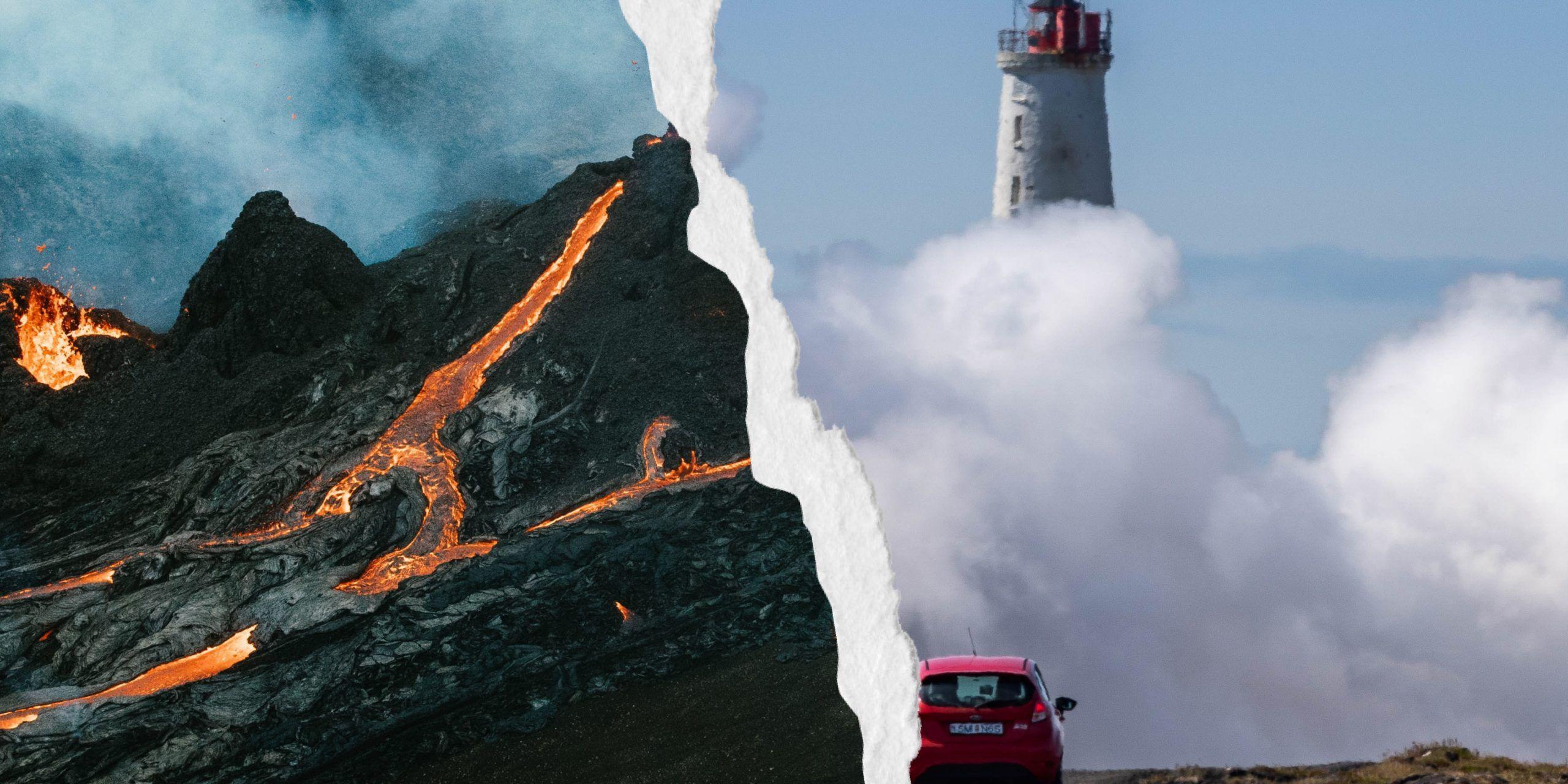 volcano reykjanes peninsula
