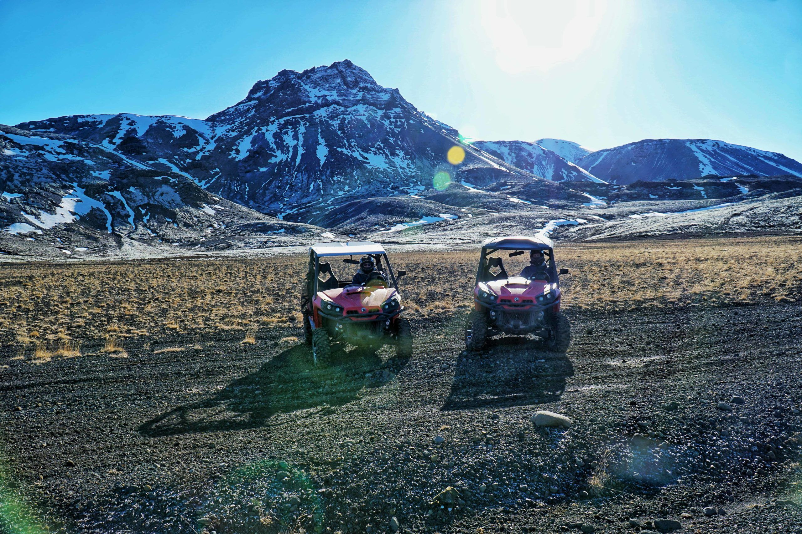 buggy extreme iceland