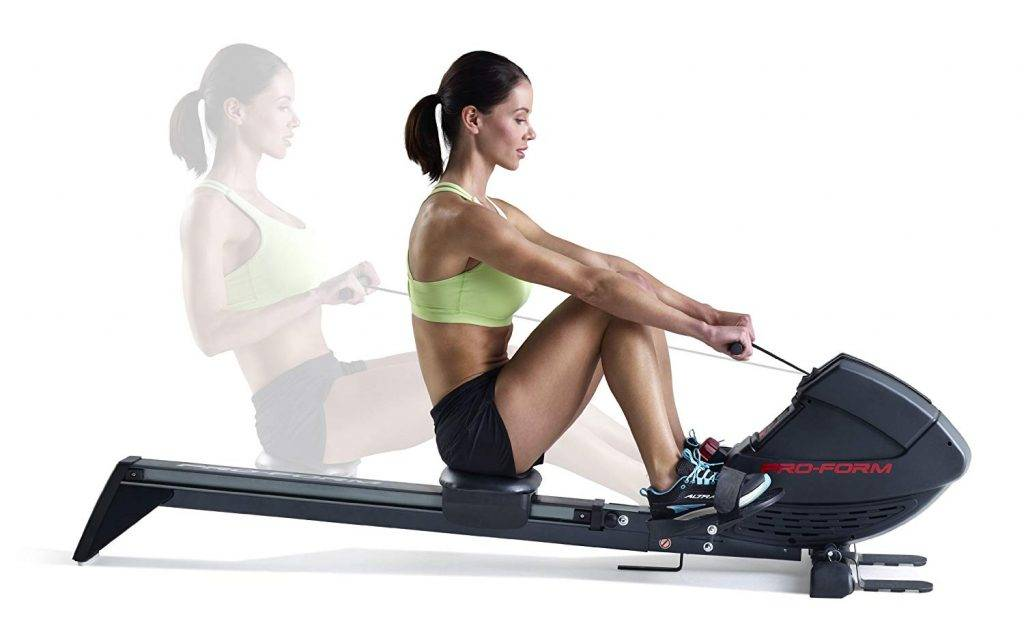 proform 440 rowing machine review