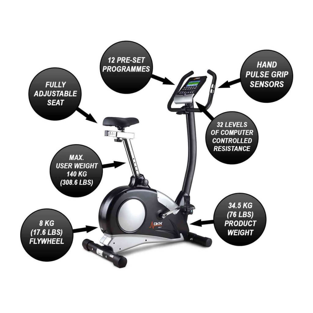 DKN Exercise Bike Review