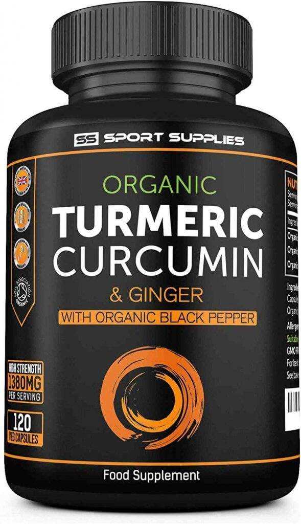 which is the best curcumin supplement uk