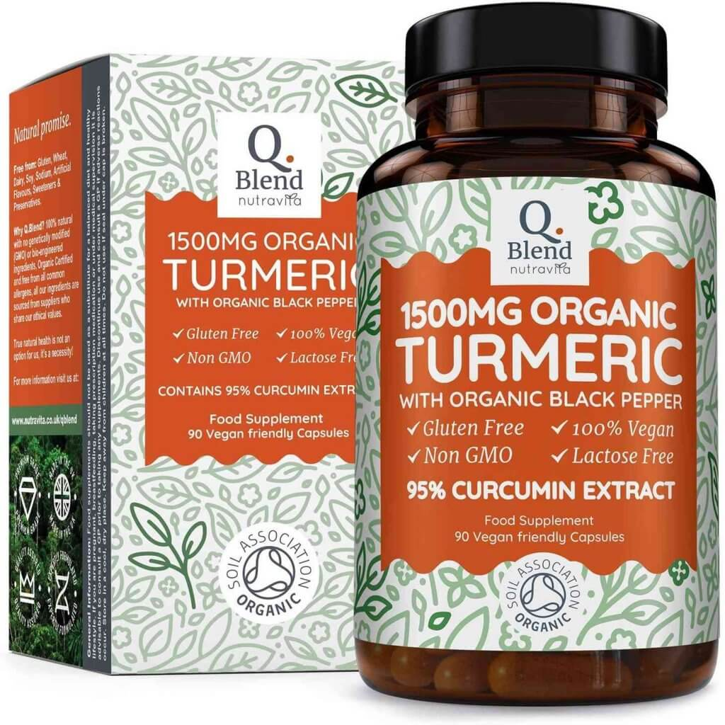 best turmeric tablets uk