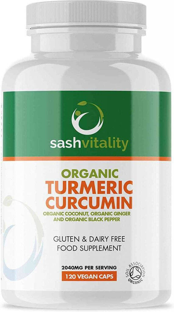 best turmeric curcumin supplement uk