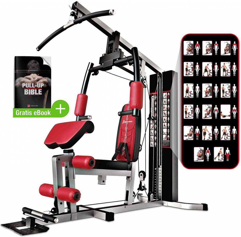 Best compact multi gym