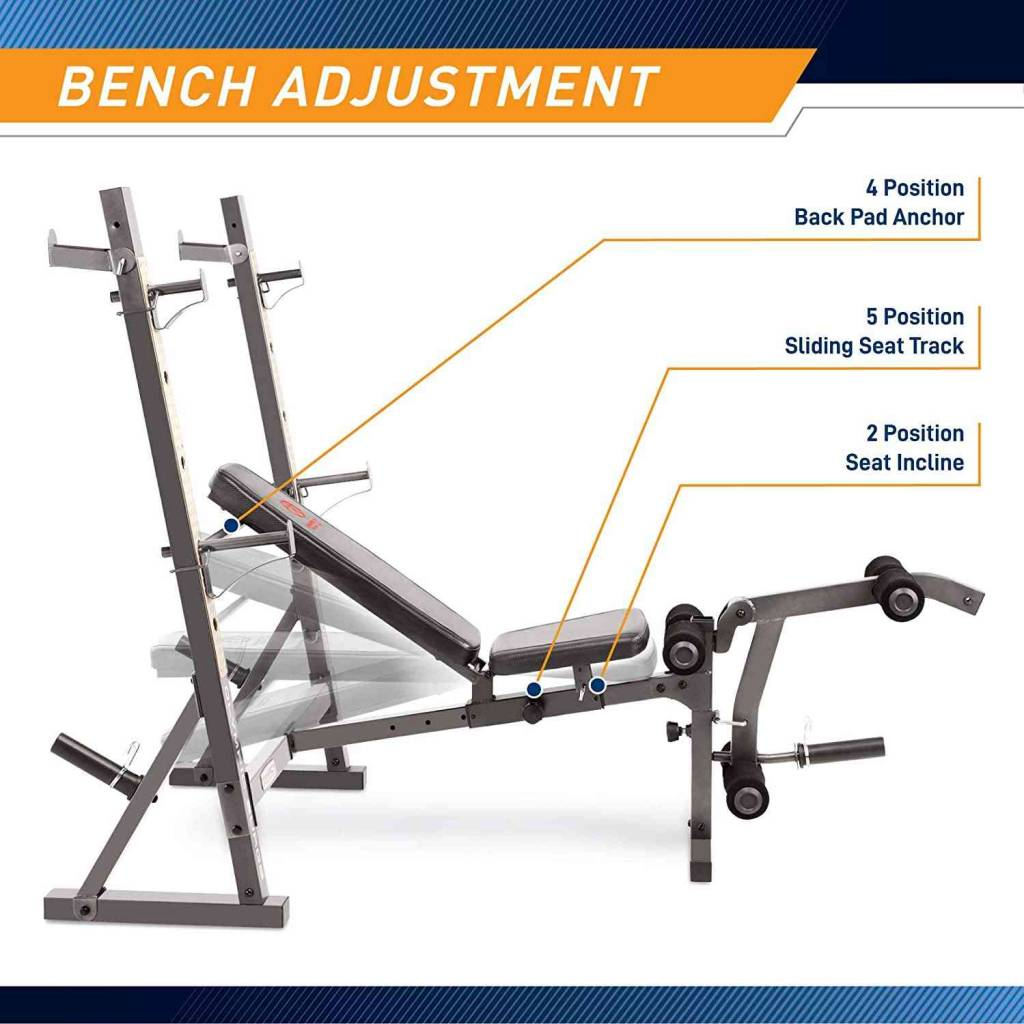 Marcy Weight Bench Review