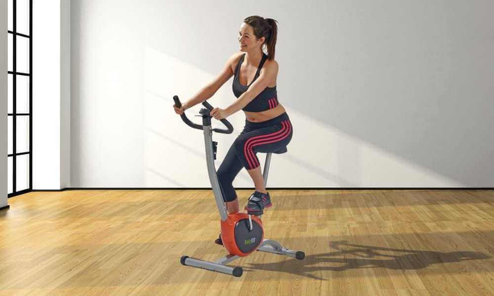 Bodyfit Upright Exercise Bike Review