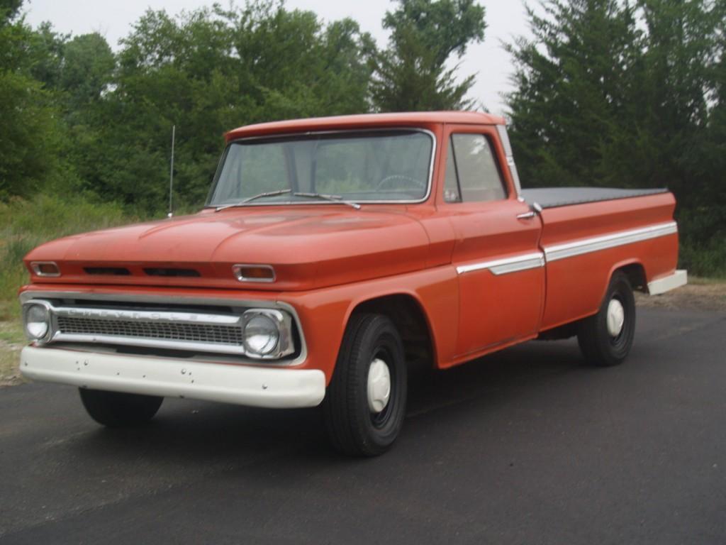 1964 Chevrolet Pickup C20 base 4.6L