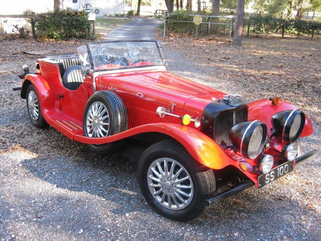 NICE 1931 Jaguar