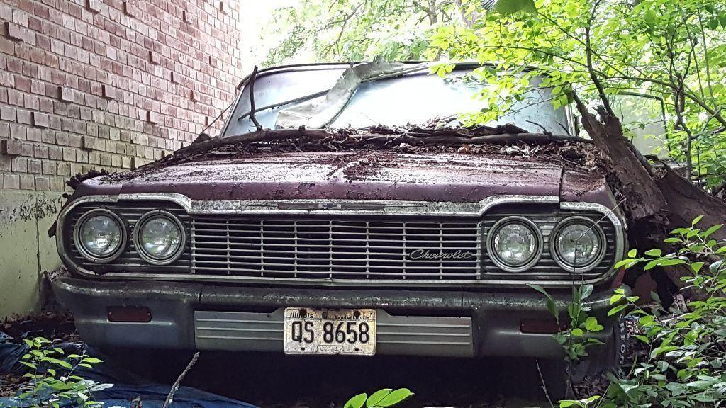 NICE 1964 Chevrolet Impala SS Convertible