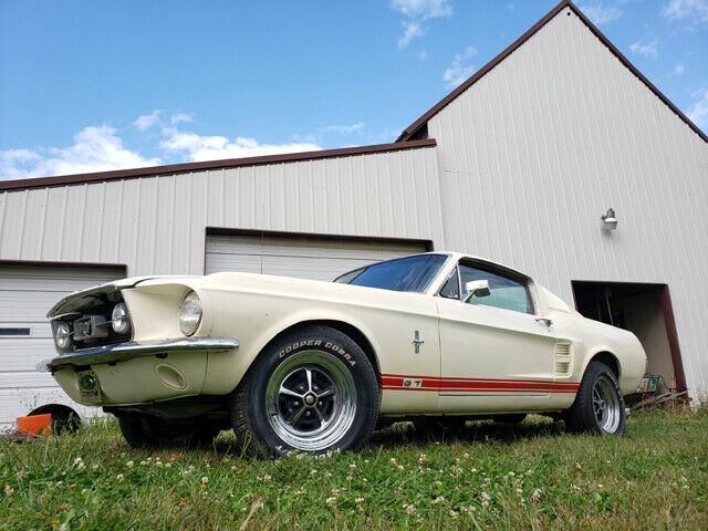 1967 Ford Mustang Fastback S Code 390 4 Speed [BARN FIND]