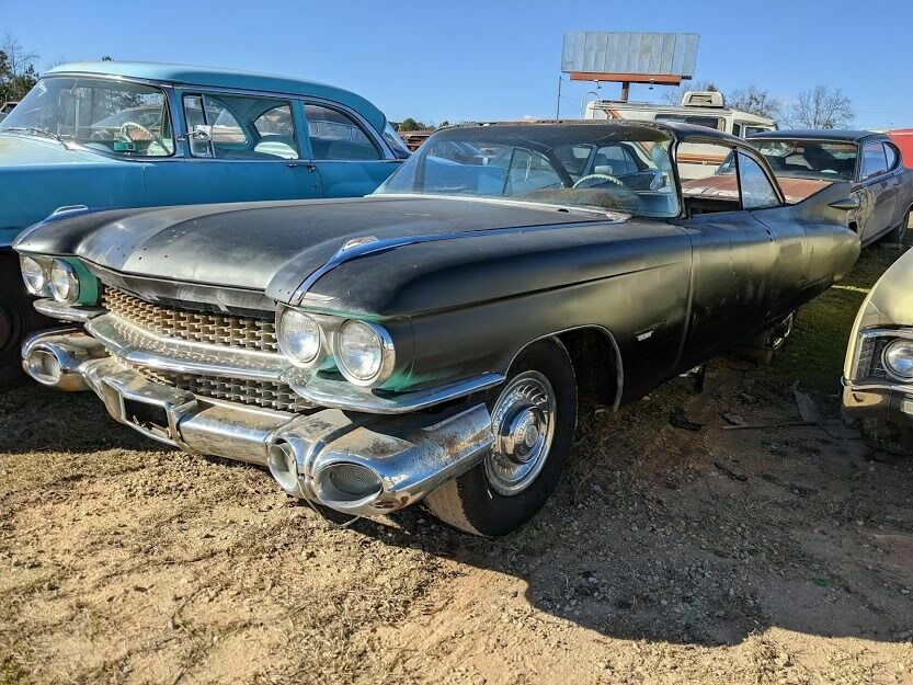 1959 Cadillac 62 Series coupe