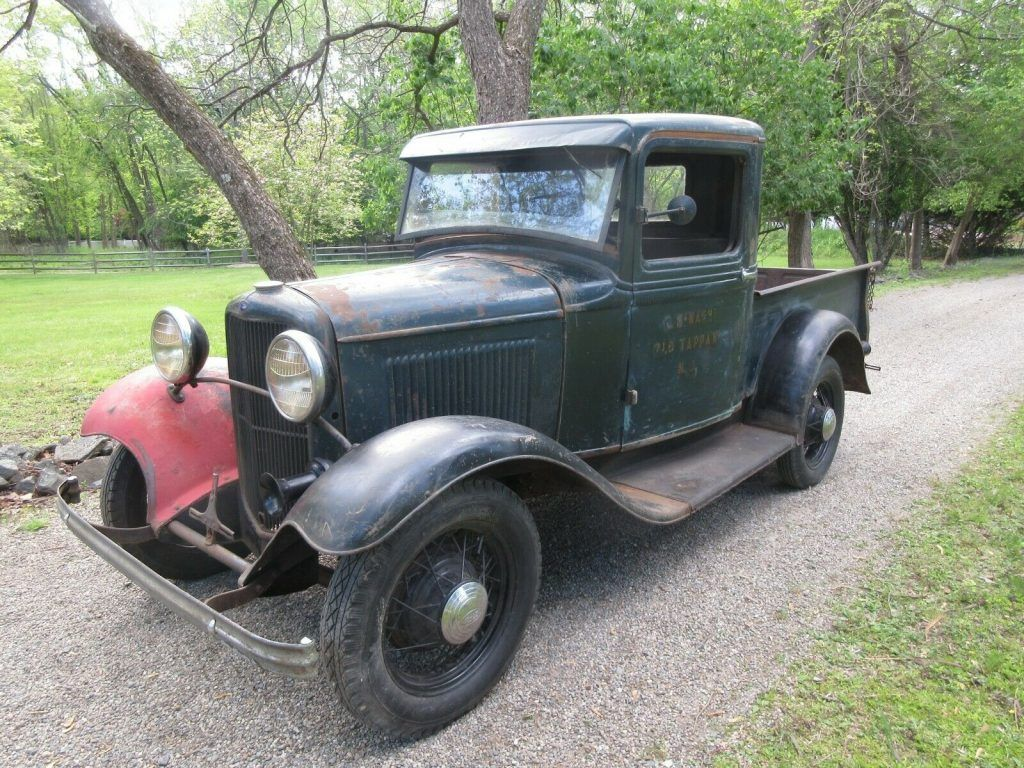 1932 Ford Pickups