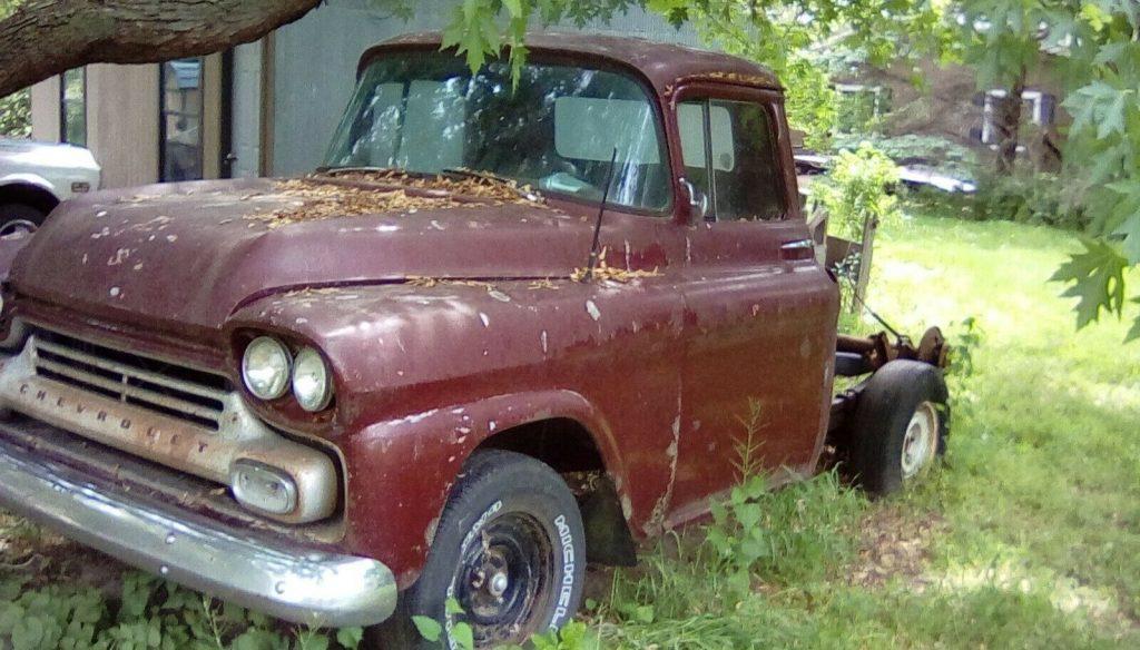 1958 Chevrolet C/K Pickup 1500