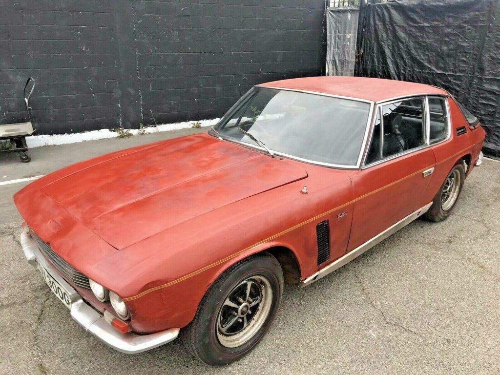 1969 Jensen Interceptor mk1, 383 cu in, barn Find, rare ***