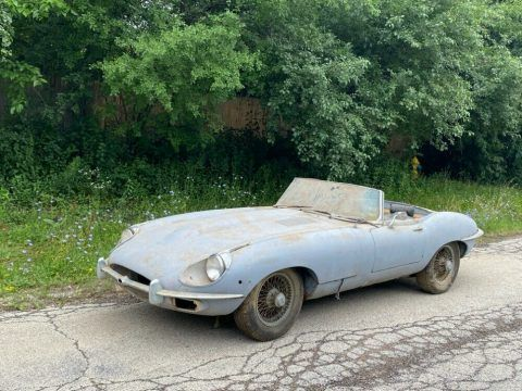 1969 Jaguar XK for sale