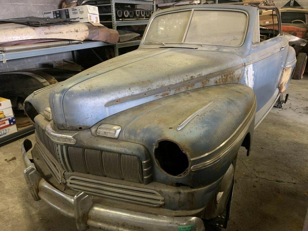 1946 Mercury Custom