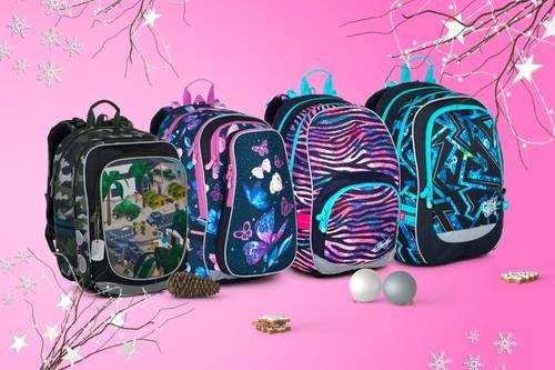 Školní batohy 2021