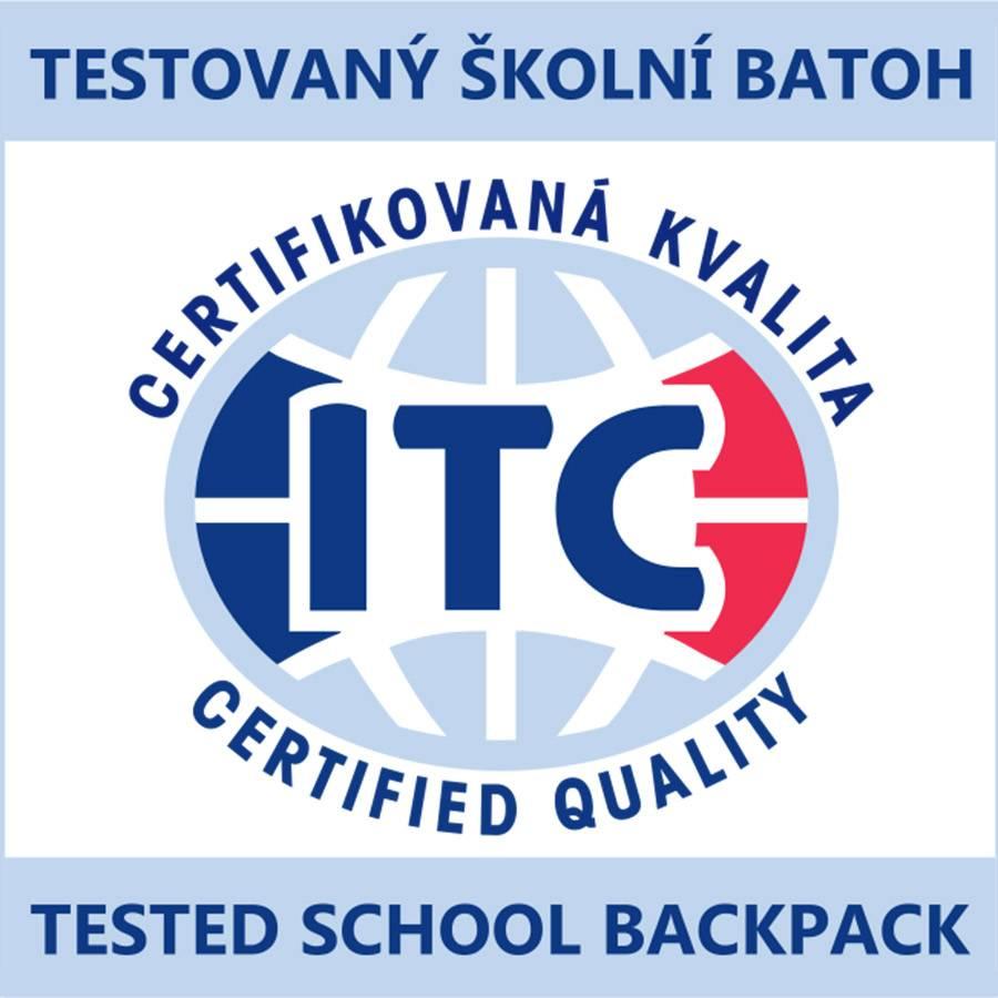 Certifikace batohů Topgal