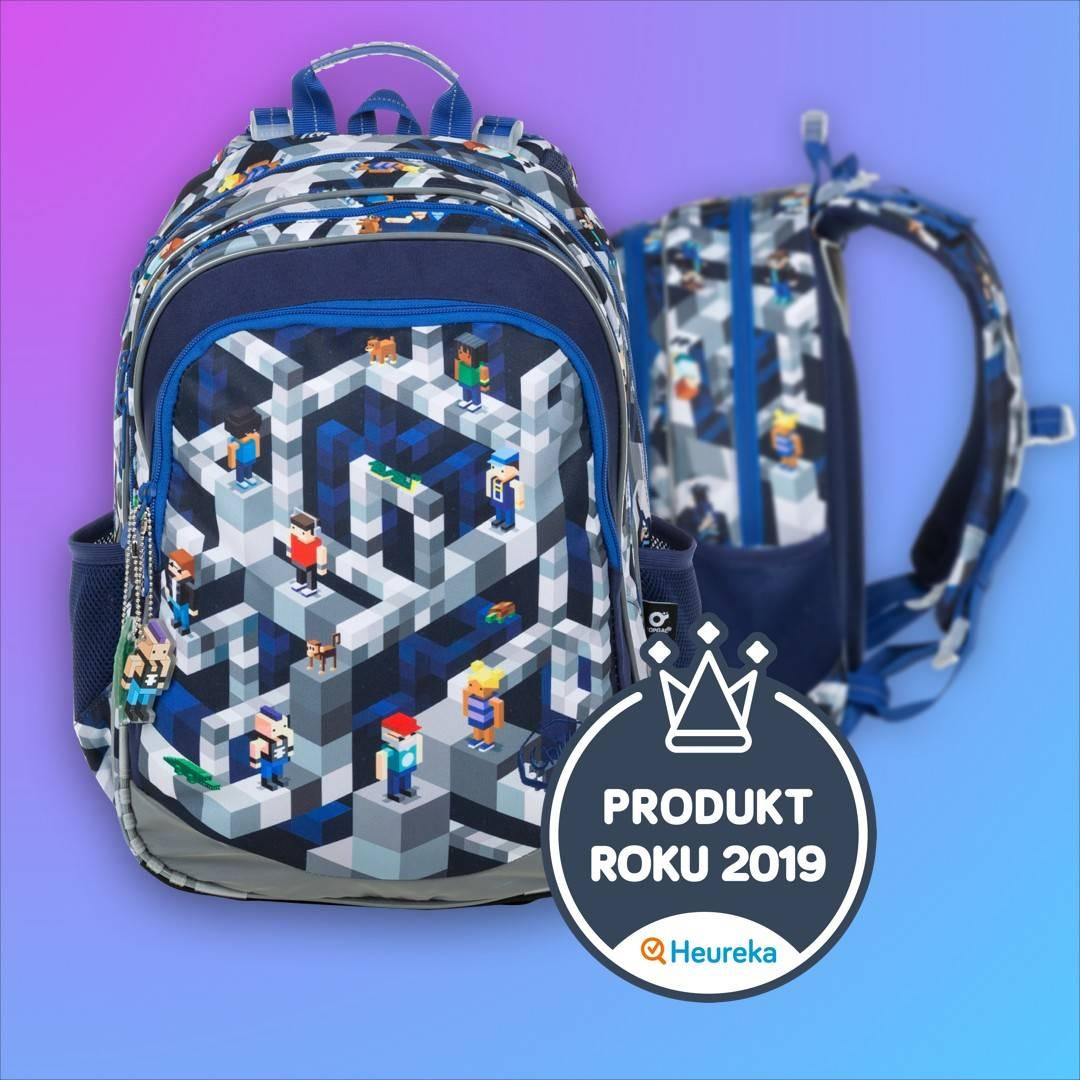 Školní batoh ELLY 19014 zvolen produktem roku 2019