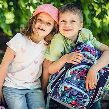 Jak vybrat školní batoh?