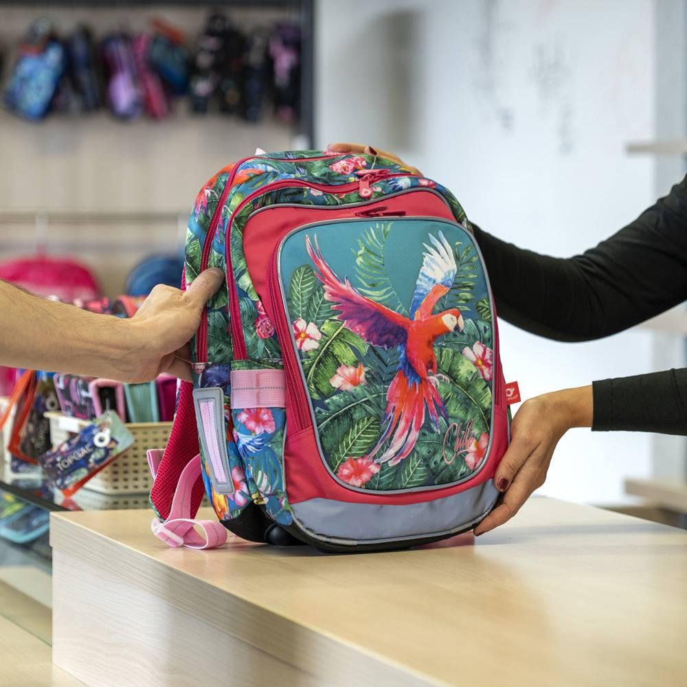 V prípade reklamácie alebo opravy poškodeného batohu vám ochotne a radi poskytneme servisnú tašku