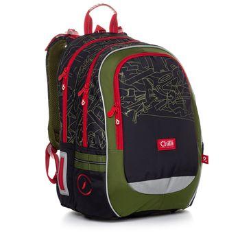 Plecak szkolny CODA 18045