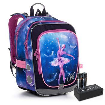 Školská taška ENDY 20045