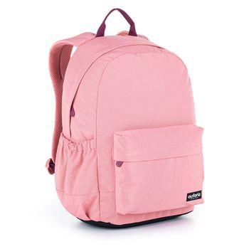 Czarny plecak do szkoły i do miasta FRAN 21053