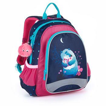 Dětský batoh na výlety či kroužky SISI 21023