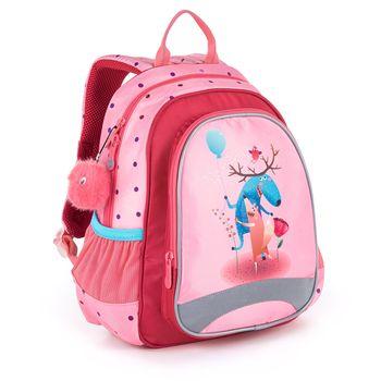 Dětský batoh na výlety či kroužky SISI 21024
