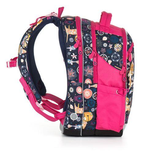Školská taška CHI 876