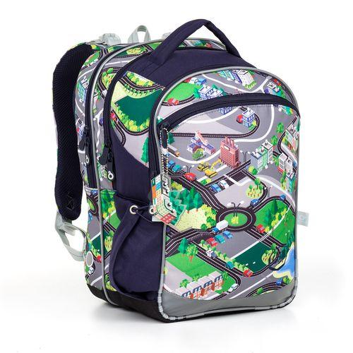 Plecak szkolny COCO 17001