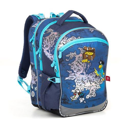 Školská taška COCO 18015