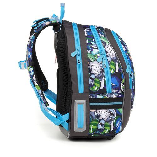 Školská taška CODA 18048