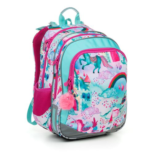 Školní batoh ELLY 19004