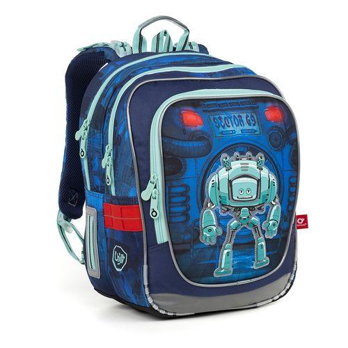 Školská taška ENDY 18047