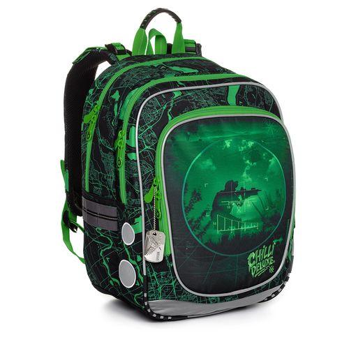 Školská taška ENDY 20014